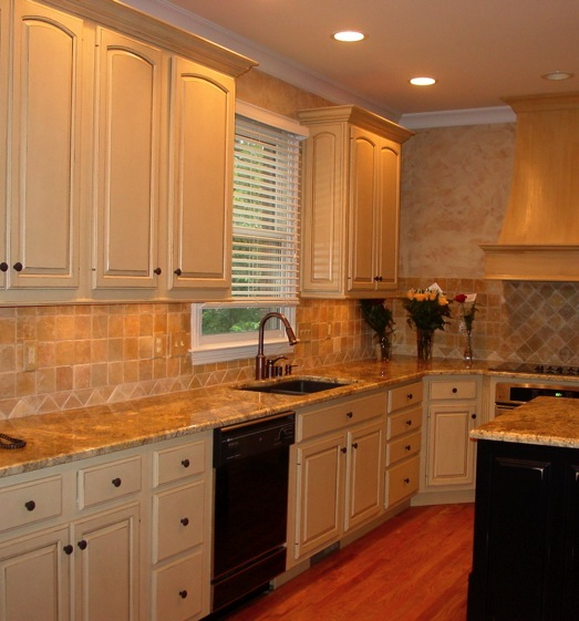 Kitchen Cabinets Finishes: Headley's Kitchen Cabinet Painted Finishes (513) 218-1139