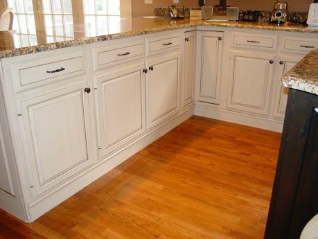 Beau Headleyu0027s Kitchen Cabinet Painted Finishes (513) 218 1139